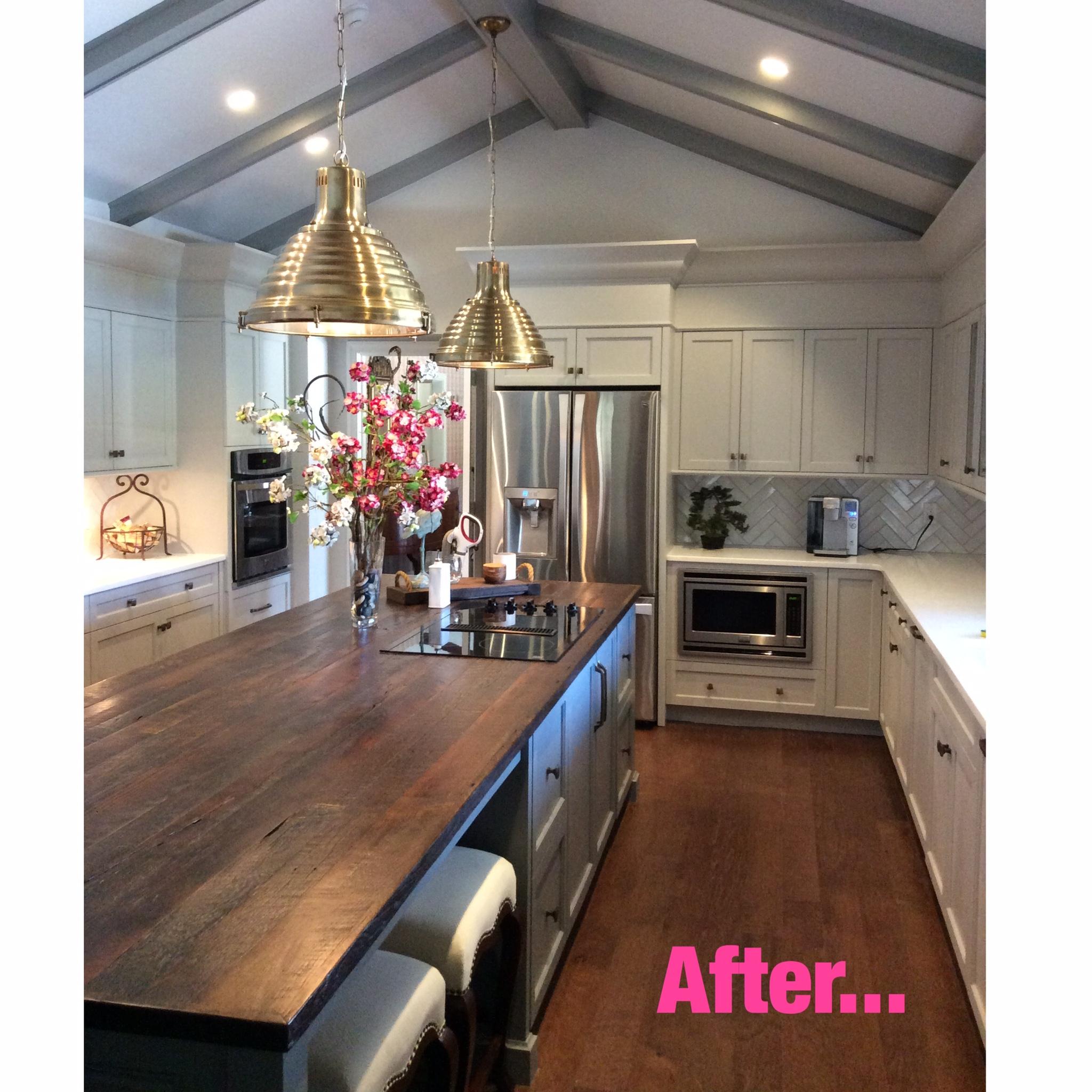 Remodel Kitchen After